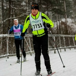 Skiing 90 km - Christian Lundh (7733)