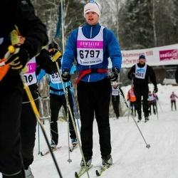 Skiing 90 km - Albert Sundelius (6797)