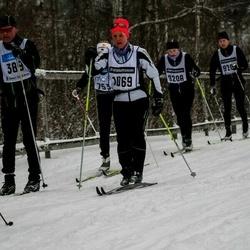 Skiing 90 km - Christina Ödlund (1069)