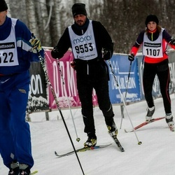 Skiing 90 km - Andre Simoes (9553)