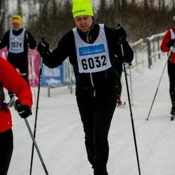 Skiing 90 km - Anders Mattelin (6032)