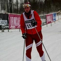 Skiing 90 km - Christine Holander (5199)
