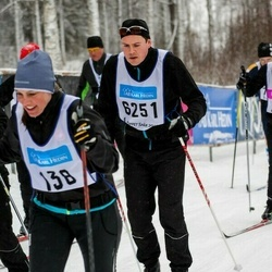 Skiing 90 km - Christer Obert (6251)