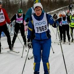 Skiing 90 km - Eivor Nyberg (7969)
