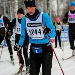 Skiing 90 km - Anders Lange (3044)
