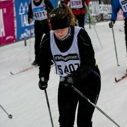 Skiing 90 km - Alice Gustafsson (5407)