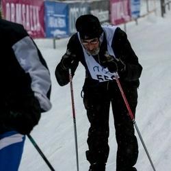 Skiing 90 km - Alborz Sigrevi (5564)