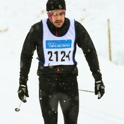 Skiing 90 km - Kristoffer Lidvall (2124)