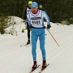 Skiing 90 km - Tom Klausen (9391)