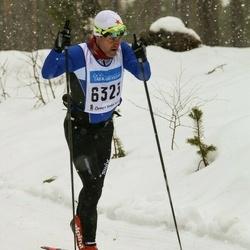 Skiing 90 km - Morgan Persson Gelius (6323)