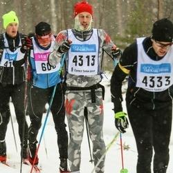 Skiing 90 km - Peter Toresson (4313)