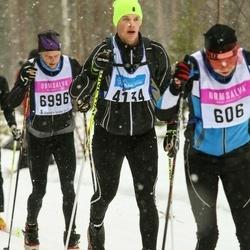 Skiing 90 km - Johannes Hagen (4134)