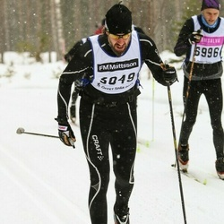 Skiing 90 km - Rickard Forsell (3049)