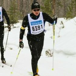 Skiing 90 km - Matti Scheffer (8391)