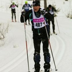 Skiing 90 km - Göran Silfverhielm (4874)