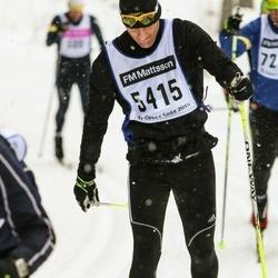 Skiing 90 km - Robert Fogelqvist (5415)