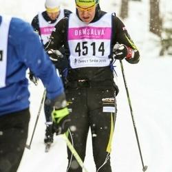 Skiing 90 km - Calle Thyberg (4514)