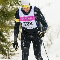 Skiing 90 km - Mikael Nylander (509)