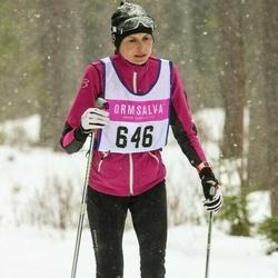 Skiing 90 km - Joanna Bertlin (646)