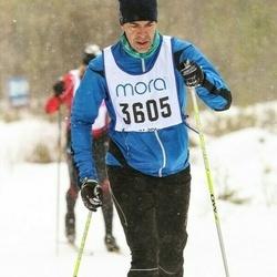 Skiing 90 km - Michael Lembke (3605)