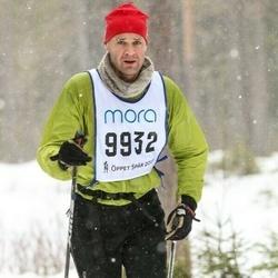 Skiing 90 km - Endre Klokk (9932)