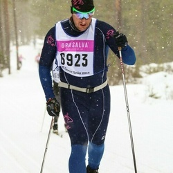 Skiing 90 km - Freddy Storsveen (6923)