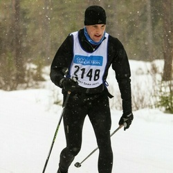 Skiing 90 km - Martin Ronnerstedt (2148)