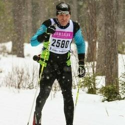 Skiing 90 km - Olle Levein (2580)