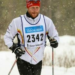 Skiing 90 km - Christian Bengtsson (2342)