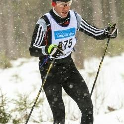 Skiing 90 km - Henrik Jaensson (275)