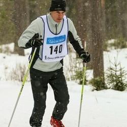 Skiing 90 km - Daniel Ek (140)
