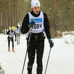 Skiing 90 km - André Andersson (6064)