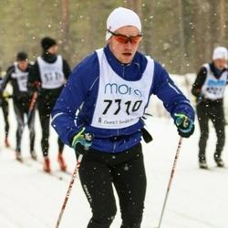Skiing 90 km - Daniel Larsson (7710)