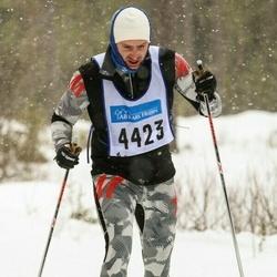 Skiing 90 km - Anders Geijer (4423)