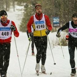 Skiing 90 km - Filip Kronhed (4140)