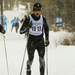 Skiing 90 km - Björn Hlawatsch (1513)