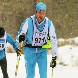 Skiing 90 km - Christian Tikkanen (9711)