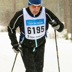 Skiing 90 km - Peter Svantesson (6195)