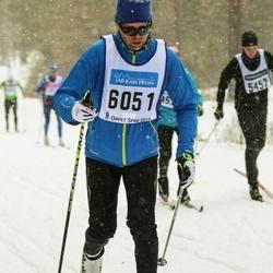 Skiing 90 km - Fredrik Öhman (6051)