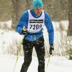 Skiing 90 km - Fredrik Grafström (7209)