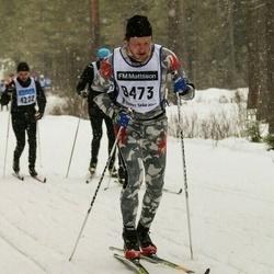 Skiing 90 km - Jonas Heller (9473)