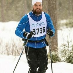 Skiing 90 km - Simon Eriksson (3736)