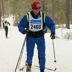 Skiing 90 km - Mattias Köld (2460)