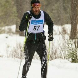 Skiing 90 km - Johan Strängsåker (67)
