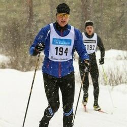 Skiing 90 km - Dick Himmelmann (194)