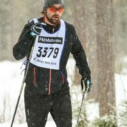 Skiing 90 km - Stefan Westin (3379)