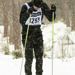 Skiing 90 km - Rickard Nilsson (1293)