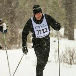 Skiing 90 km - Pontus Gunnarsson (7722)