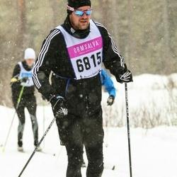 Skiing 90 km - Conny Sjögren (6815)