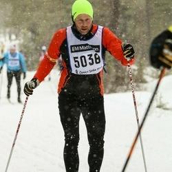 Skiing 90 km - Anders Svensson (5038)